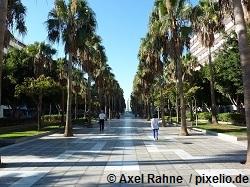 Provinz Almeria - Almeria Rambla de Amatistero