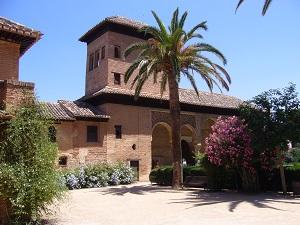 Alhambra-in-Granada