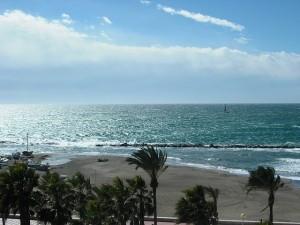 Almeria-Strandvergnügen