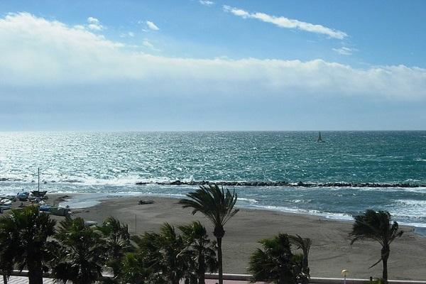 Almeria Strand