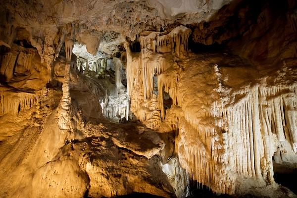 Die Höhlen von Nerja